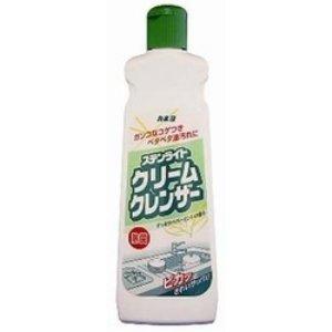 Крем чистящий для кухни «Kaneyo - Экстракт бамбука» (мята) 400 г