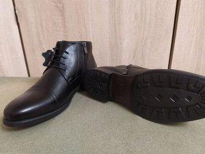 Зимние муж ботинки Ralf Ringer, не подошел размер; на сайте цена 8200 рублей. Сдам в любой ПВ.