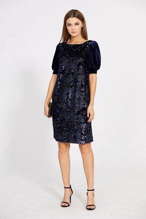 Платье EOLA 1775 синий