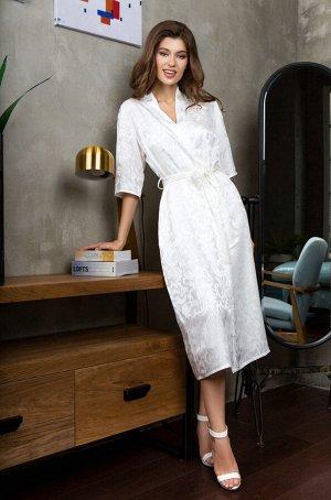 Домашний халат Flamant Цвет: Белый. Производитель: Mia-Mia
