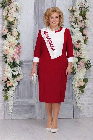 Платье Ninele 2224 красный
