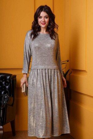 Платье Anastasia 348.1 золото