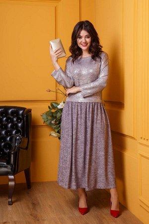 Платье Anastasia 348 розовый