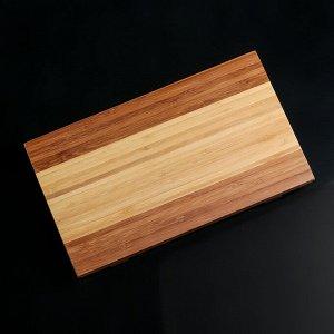 Блюдо для суши «Бамбук», 21?12?3 см