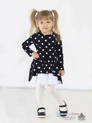 Платье детское Верба (интерлок,кружево)