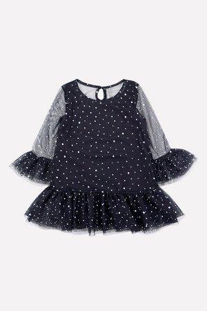 5578 платье/черный