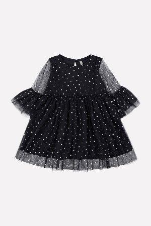 5579 платье/черный