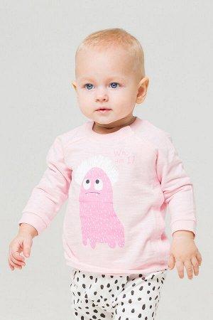 Джемпер(Осень-Зима)+baby (холодно-розовый)