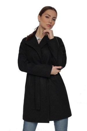 #86903 Пальто Черный
