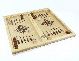 Настольная игра Десятое королевство Нарды деревянные, поле 40см х40см40
