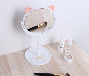 Зеркало. Подставка круглая.