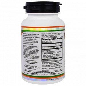Irwin Naturals, Dr. Linus Pauling, витамин С, 1000 мг, 90 таблеток