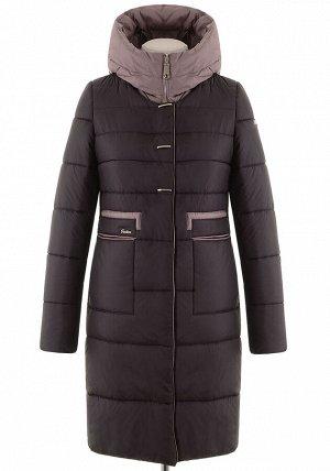 Зимнее пальто на верблюжьей шерсти QP-861