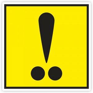 Знак начинающий водитель 2