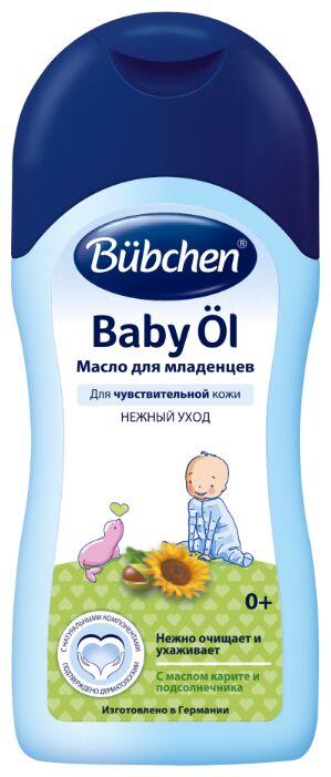 Bubchen Масло для младенцев 200 мл.