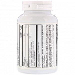 Heritage Store, Масло черного тмина, 650 мг, 90 растительных капсул с жидкостью