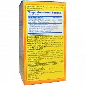 Nature&#x27 - s Bounty, Ester-C, 1000 мг, 120 вегетарианских таблеток в оболочке