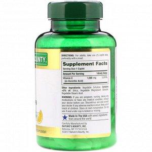 Nature&#x27 - s Bounty, Vitamin C, 1,000 mg, 100 Caplets