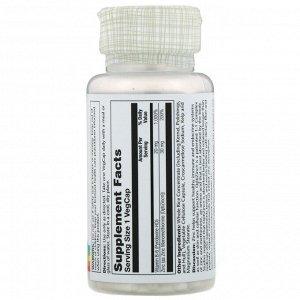 Solaray, OptiZinc, 30 мг, 60 растительных капсул