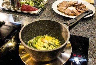 Мечта - посуда и комплектующие. Премиум качество 👌 — Ковши (сотейники) с крышкой — Казаны и сотейники