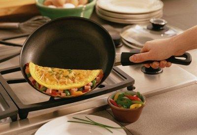 Мечта - посуда и комплектующие. Премиум качество 👌 — Сковороды без крышек, со съёмный ручкой — Классические сковороды