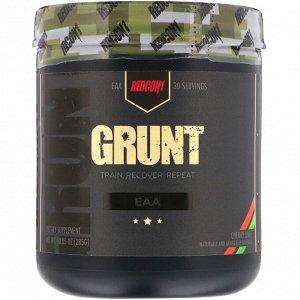 Redcon1, Grunt, EAA, Cherry Lime, 10.05 oz (285 g)