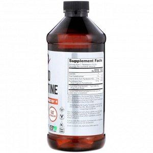 Now Foods, Sports, L-Carnitine Liquid, Tropical Punch, 1,000 mg, 16 fl oz (473 ml)