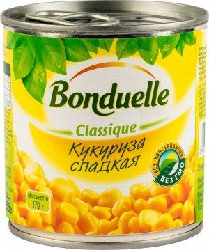 Bonduelle кукуруза ж/б 425 мл