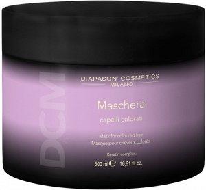"""Маска для защиты цвета и восстановления окрашенных волос с Keratin Complex - """"DCM Mask for Coloured Hair"""""""