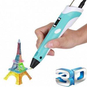 3D ручка 3D ручка – уникальная разработка, принцип действия которой основан на технологии печати объёмного принтера. Но в отличие от более дорогого собрата, она не требует записи сложных программ. Про