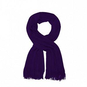 Фиолетовый Мягкий, словно кашемир, шарф не только согреет тебя в холодную погоду, но и станет аксессуаром, завершающим твой образ.МАТЕРИАЛ: 100% акрилРАЗМЕР: 180 см (длина) х 55 см (ширина)ДЕТАЛИ:. •