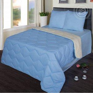 Одеяло - «КОМФОРТ» - полиэфирное волокно/микрофибра - Comfort Детское 110*140см