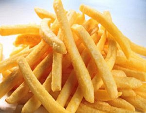 Картофель фри прямой, 10 мм , Планета Витаминов, 2500 г, (4)