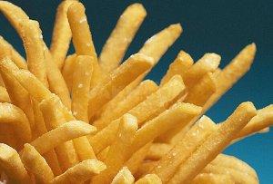 Картофель фри прямой, 7 мм, Планета Витаминов, 2500 г, (4)