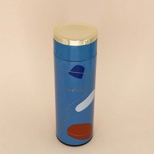 "Термос ""Simplicity"", blue 350ml"