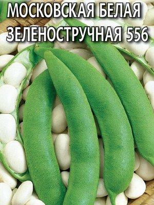 Фасоль Московская белая зеленостручная 556 5,0 г б/п
