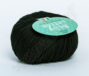 Baby cotton 72 черный