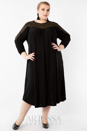 Платье PP07107BLK01