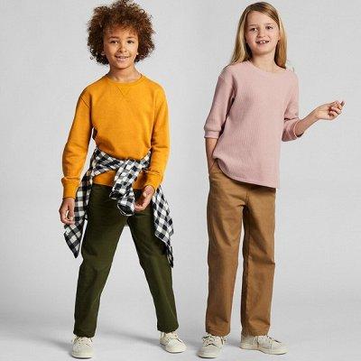 UNIQLO №8-популярный бренд японской одежды! Акции!Рассрочка! — Детские штаны,джинсы,брюки — Брюки