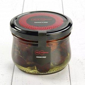 Финики в меду 250 гр.