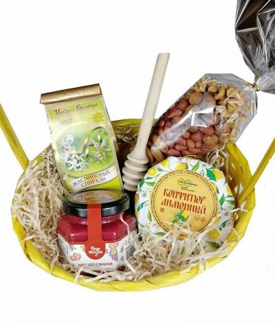 🌿Ваше здоровье! Укрепляемся! Аюрведа! Мумие, мед! — Медовые подарочные наборы — Красота и здоровье