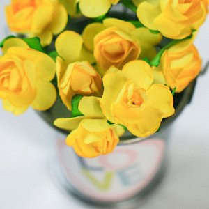 Цветочный комплимент «Время мечты». 5 ? 7 ? 5 см
