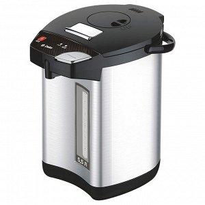 Чайник-термос электрический 900 Вт, 5,5 л DЕLTA DL-3039 нержавеющая сталь