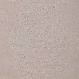 Штора портьерная Этель «Валенсия» Белое золото. 170 ? 270 см. 100 % п/э