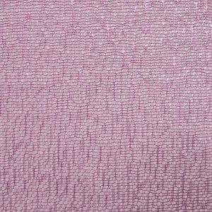 """Штора портьерная сетка """"Этель"""" 200х260 Шик розовый.100% п/э"""