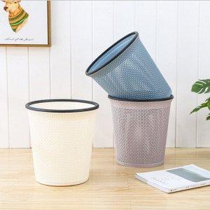 Ведро пластиковое для мусора 8891