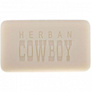 Herban Cowboy, Milled Soap, Sport, 5 oz (140 g)