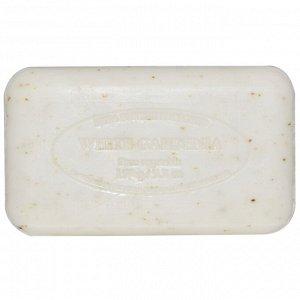 European Soaps, Pre De Provence, Мыло с белой гарденией, 5.2 унции (150 г)