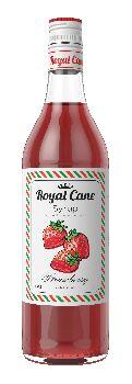 Сироп Royal Cane Клубника ПЭТ