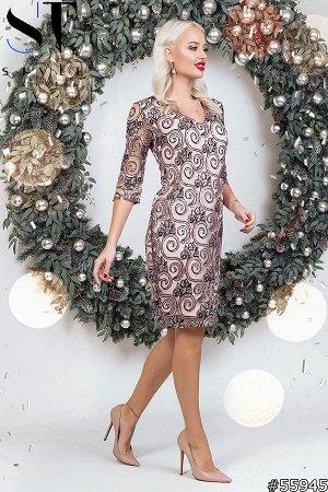 Платье 55945